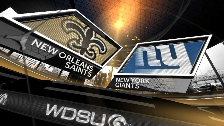Saints vs. Giants