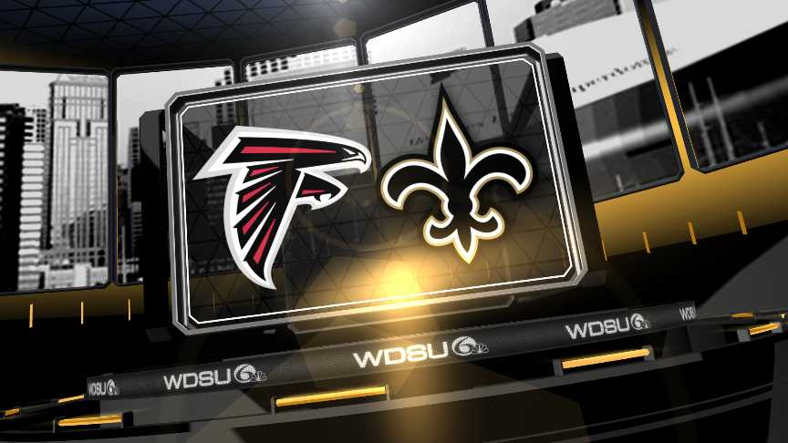 Falcons vs. Saints (2)