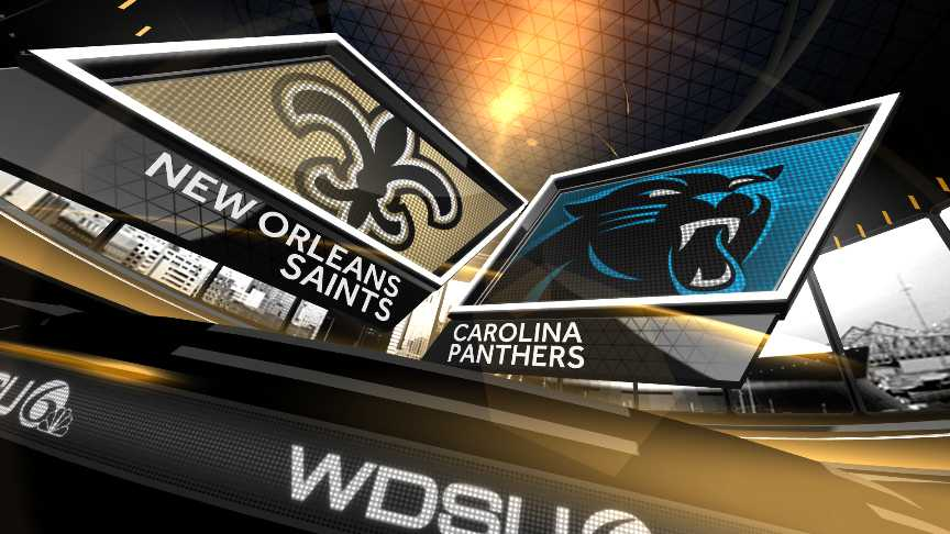 Saints vs Panthers