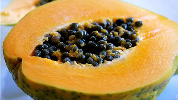Salmonella outbreak in 12 states linked to papayas — CDC