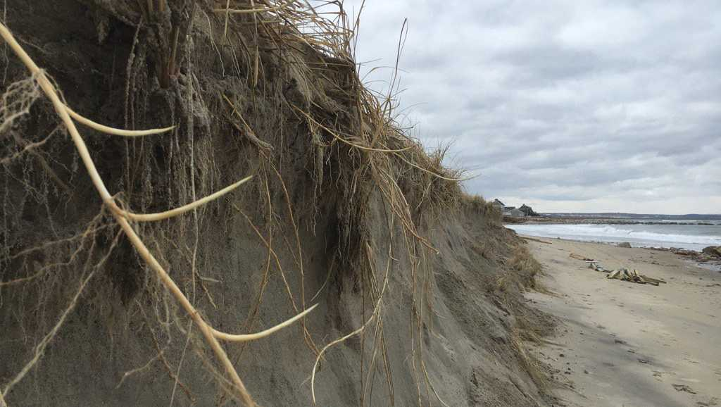 Erosion in Sandwich