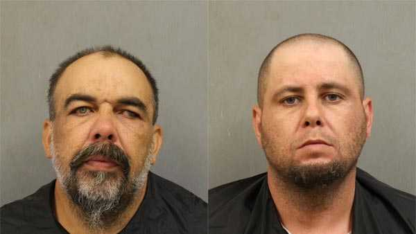 Sandy Tarte (L) and Shondale Ingham (R). (Source: Kershaw County Detention Center)