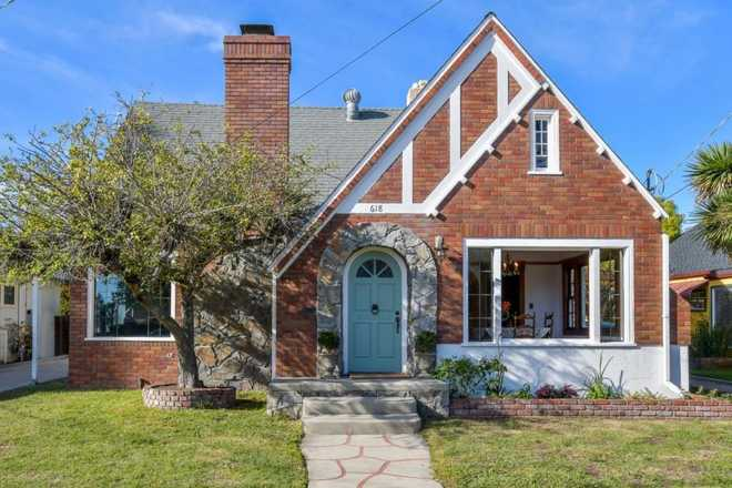 This 2 bedroom house at 618 King St. in Santa Cruz is listed at $949,000.