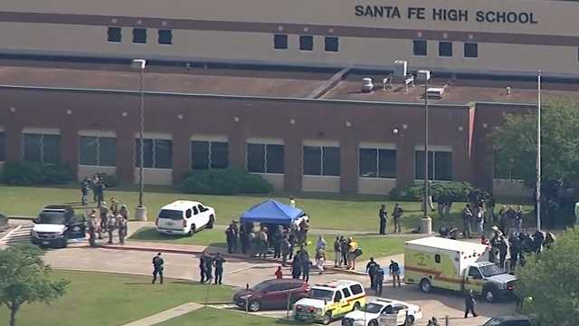 Mother of victim says alleged Texas school shooter asked her daughter on date, was rejected