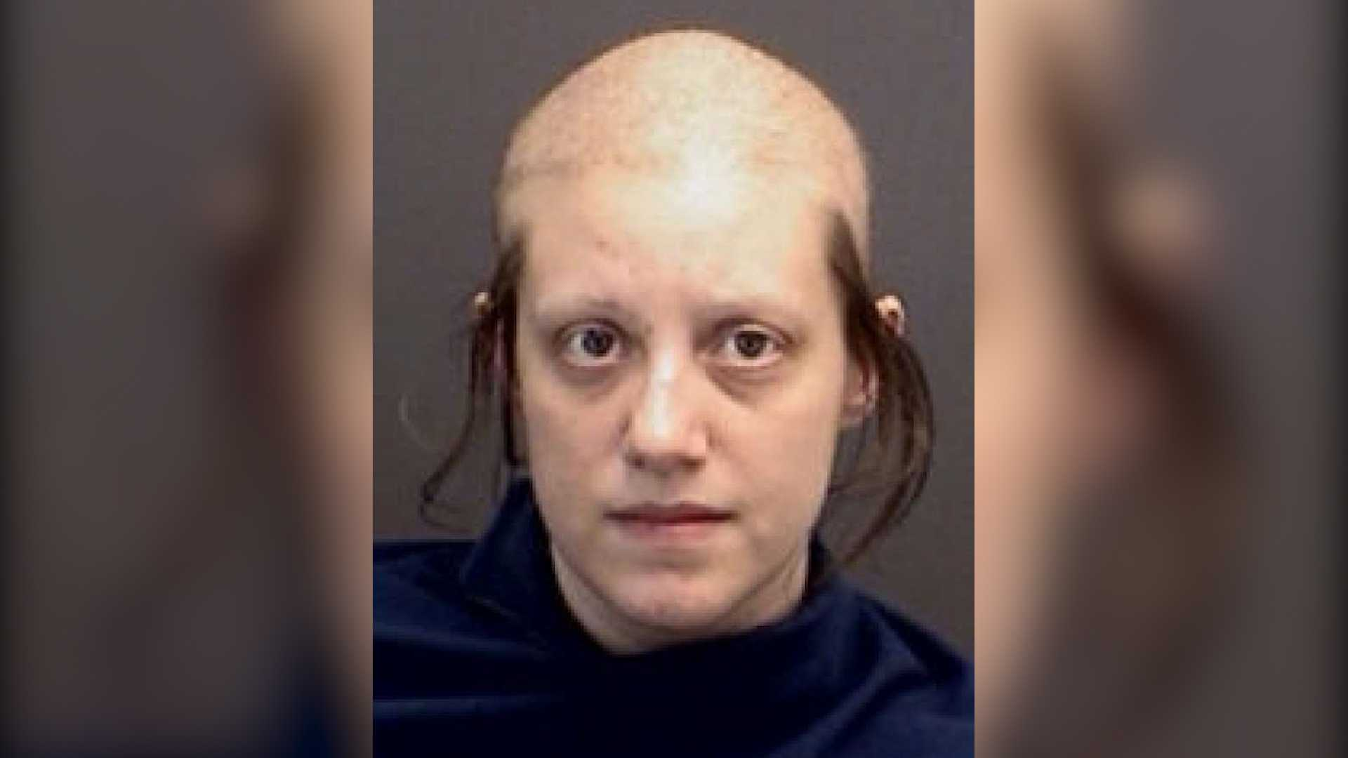 Sara Elizabeth Russell was arrested in North Texas for allegedly smuggling drugs into a correctional facility