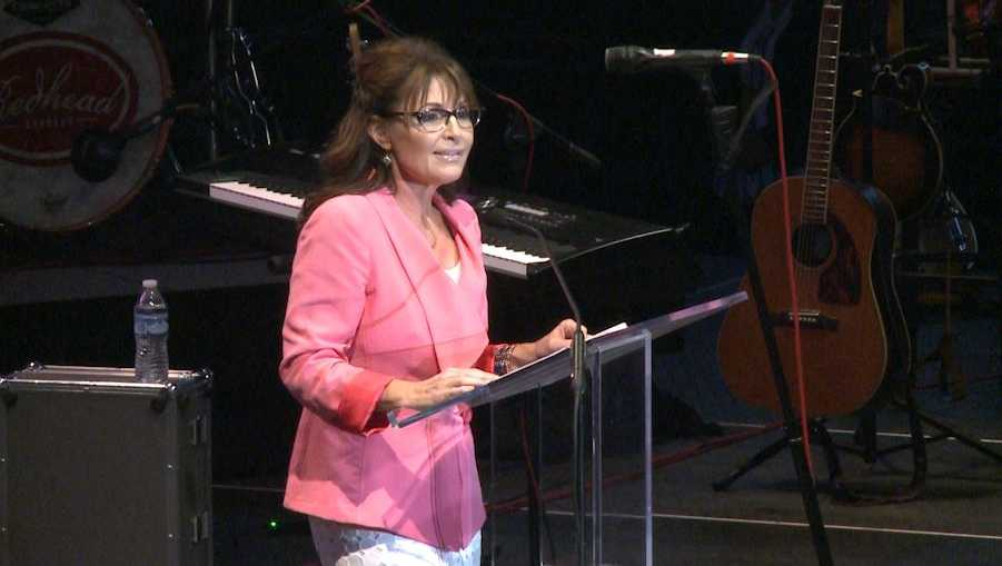 Image result for sarah palin omaha