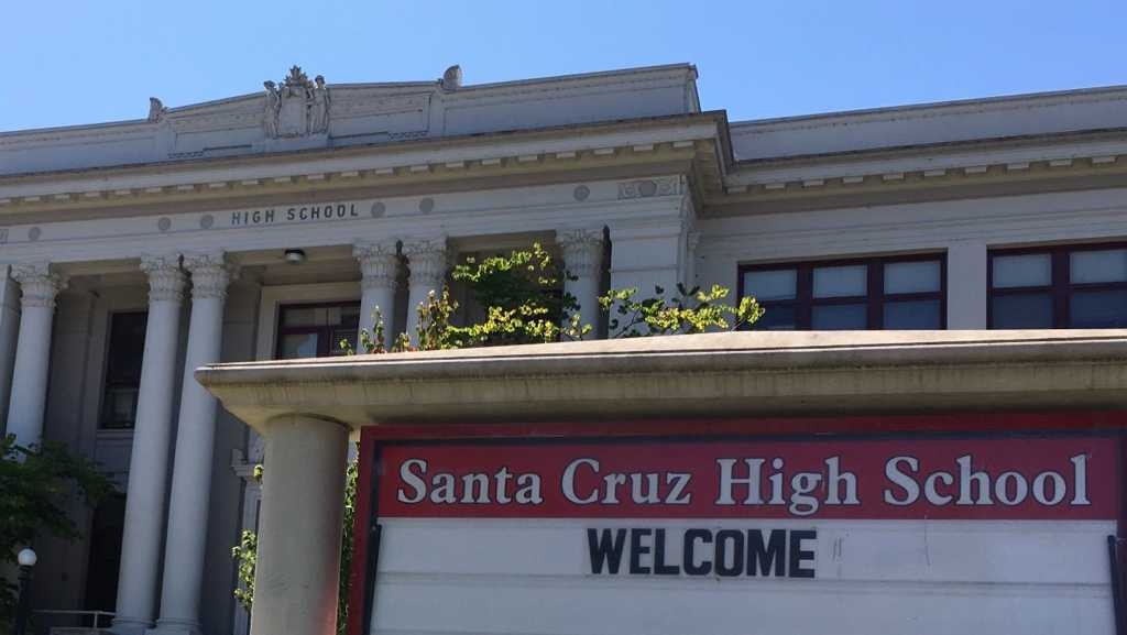 Santa Cruz High School