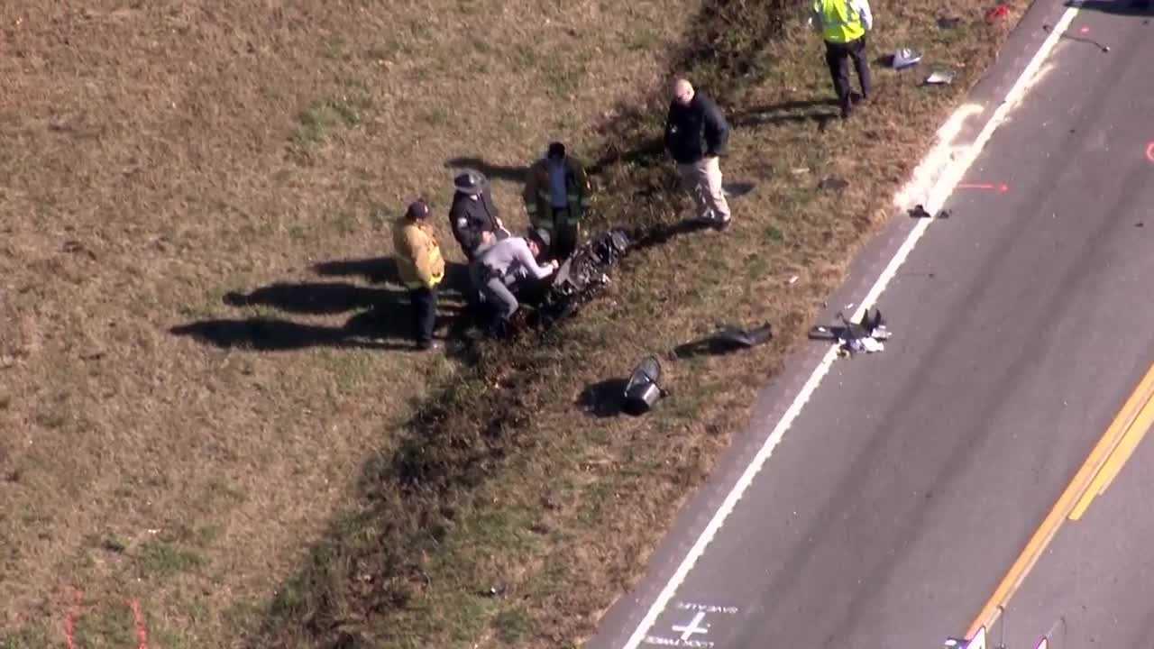 SC Highway 418 fatal wreck