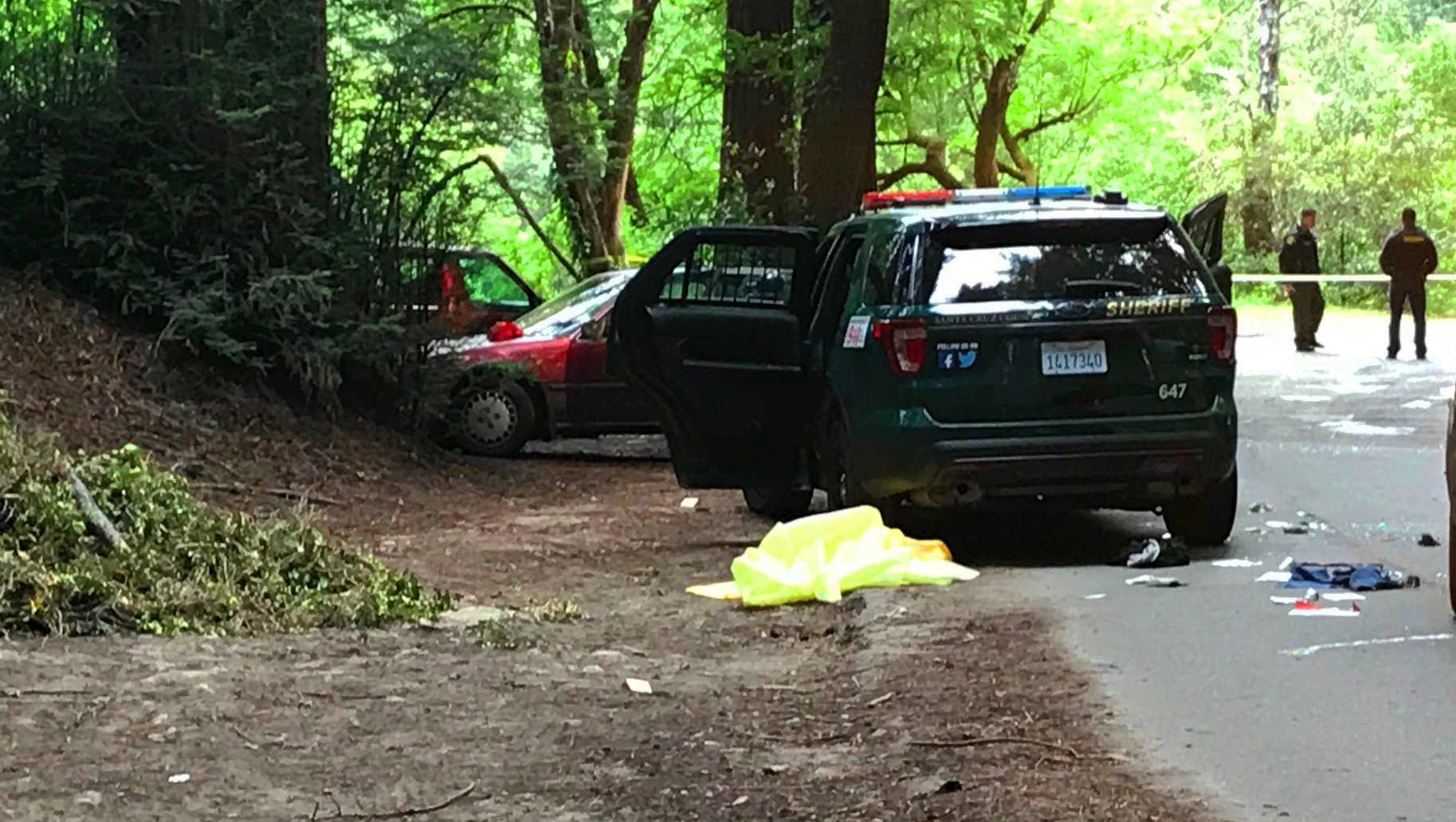 Santa Cruz officer-involved shooting