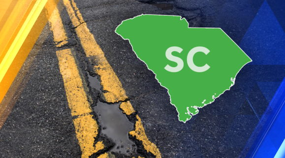 South Carolina Senate gives veto-proof approval to road-funding bill
