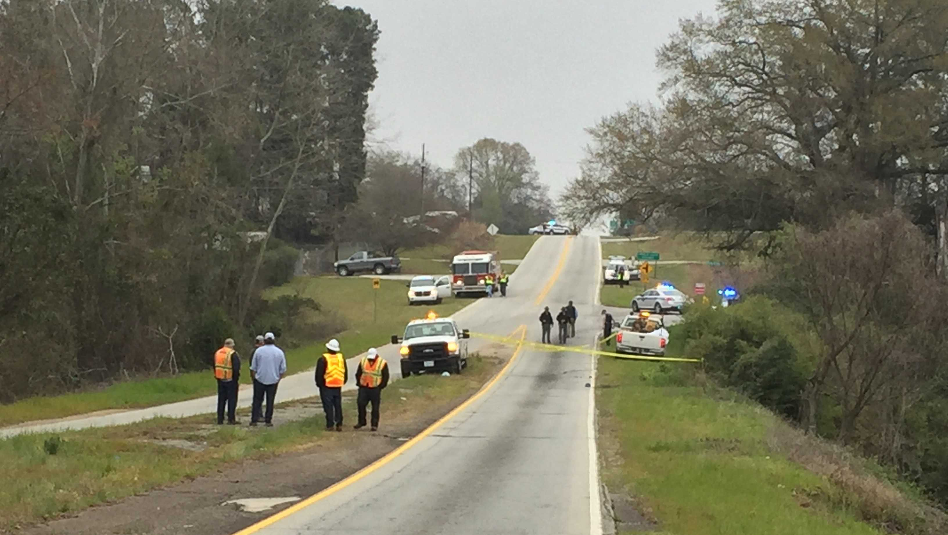 SCDOT workers killed