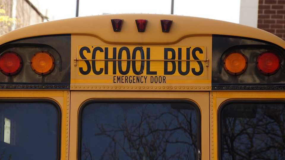 Pixabay school bus