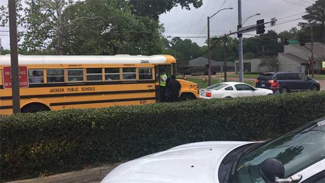 JPS bus crash