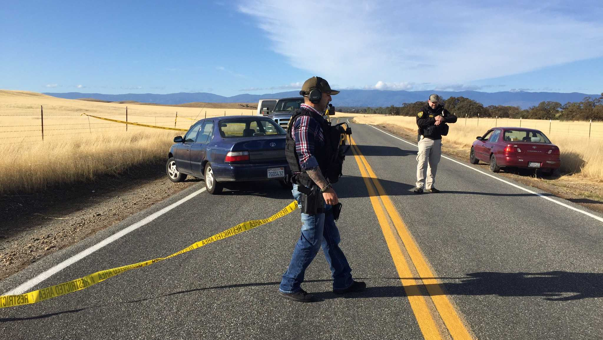 Tehama County shooting
