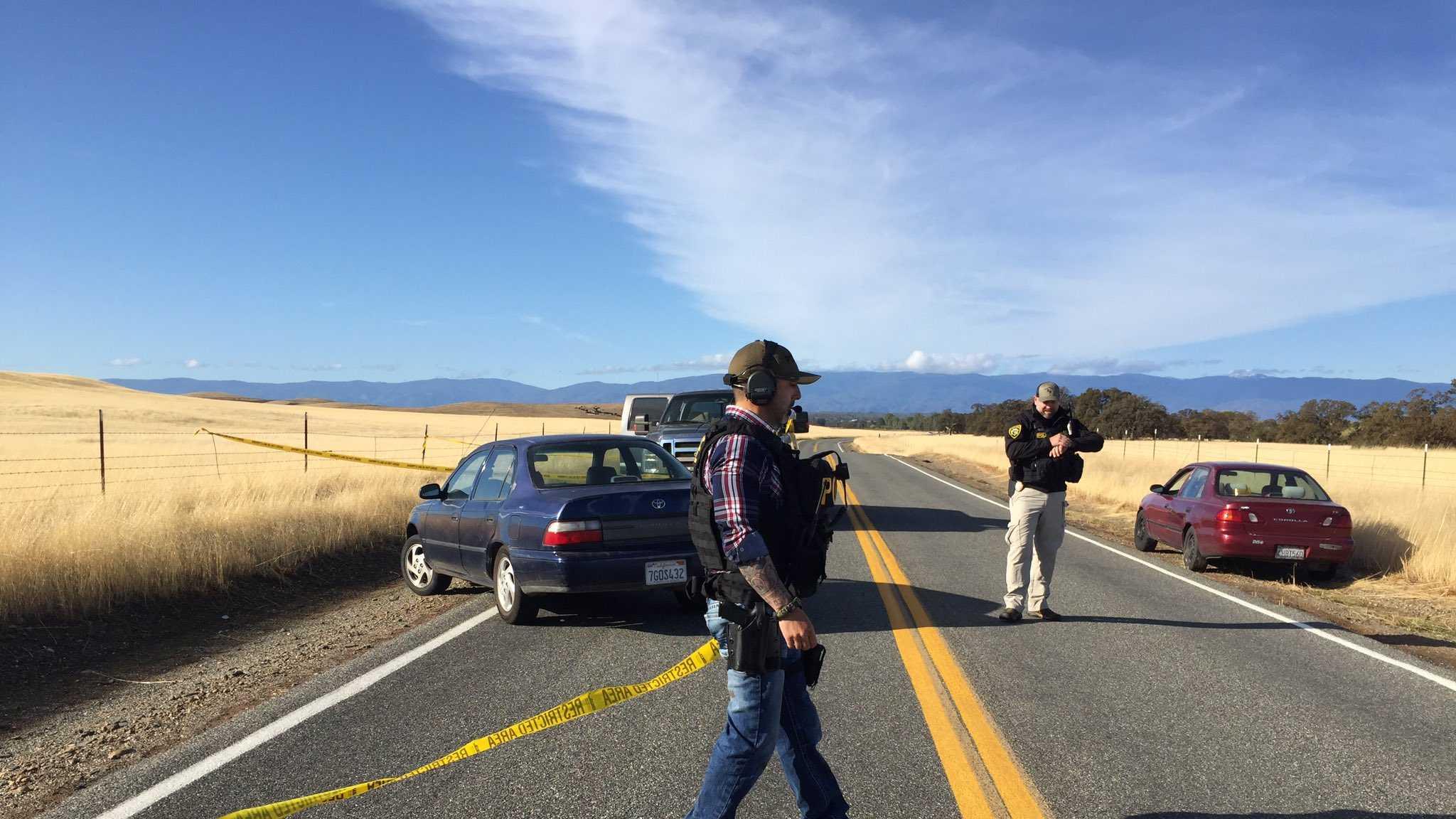 Tehama County shooting