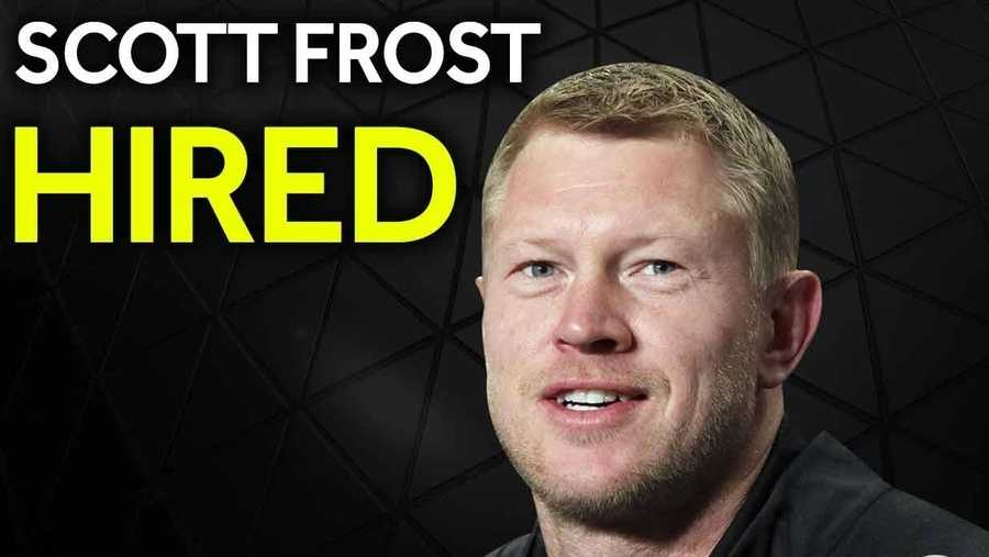 Scott Frost Reportedly Leaving UCF for Nebraska
