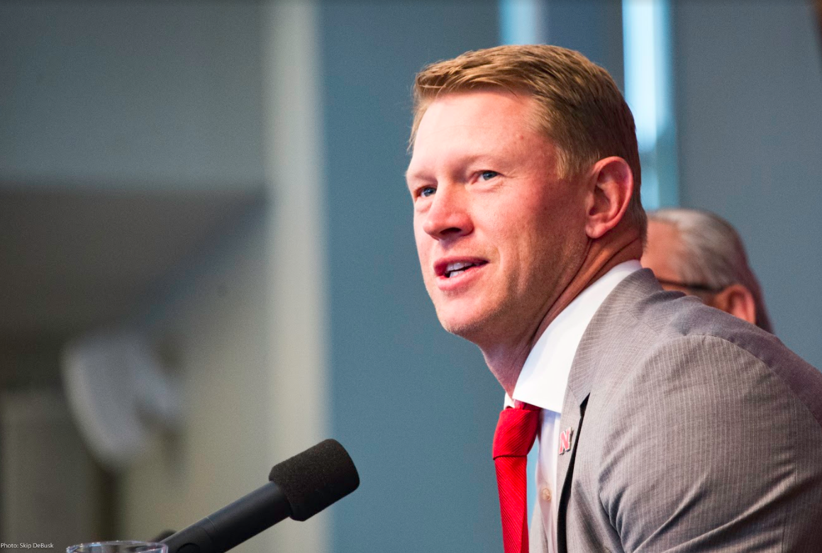 Scott Frost names Nebraska assistant coaches