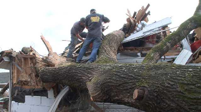 Scott County tornado