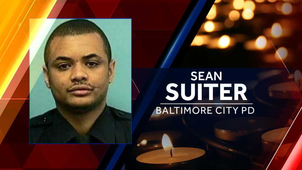 Detective Sean Suiter