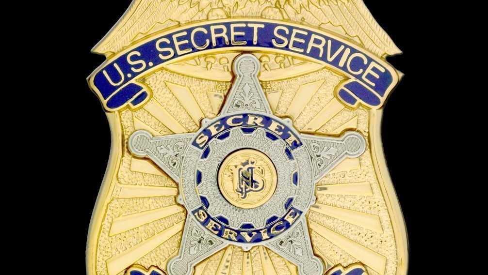 Secret Service badget