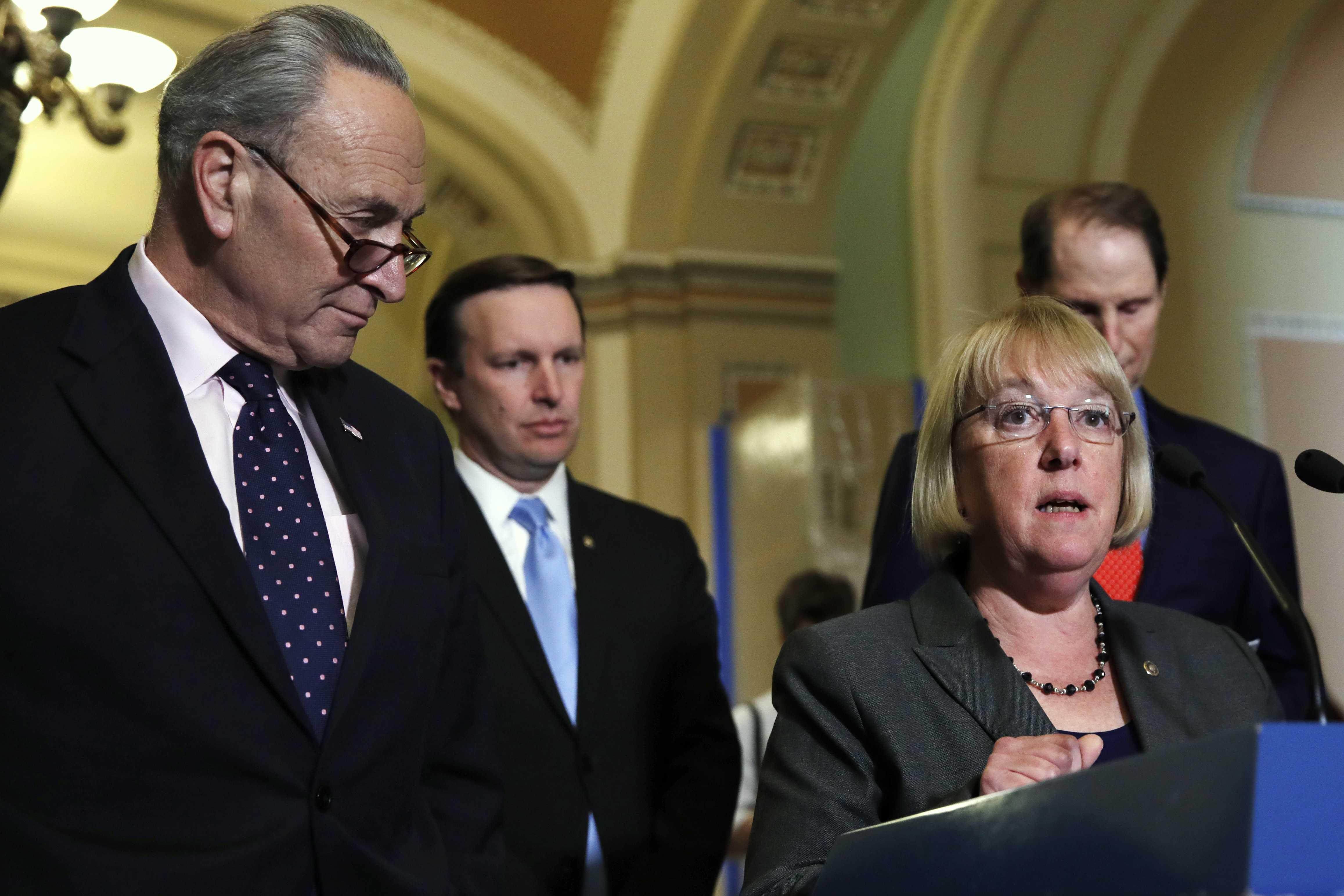 Senate continues health care bill talks in secret
