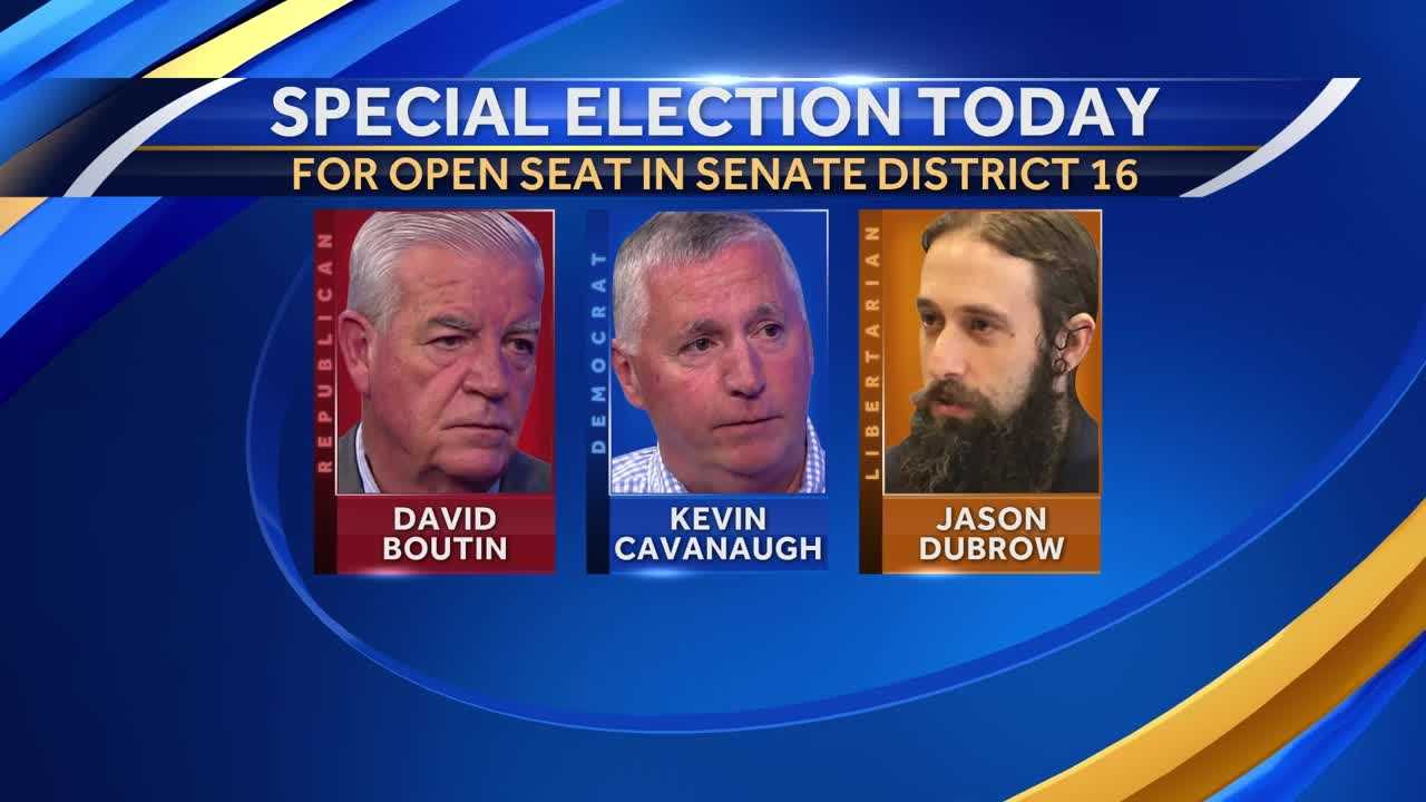 Senate special election