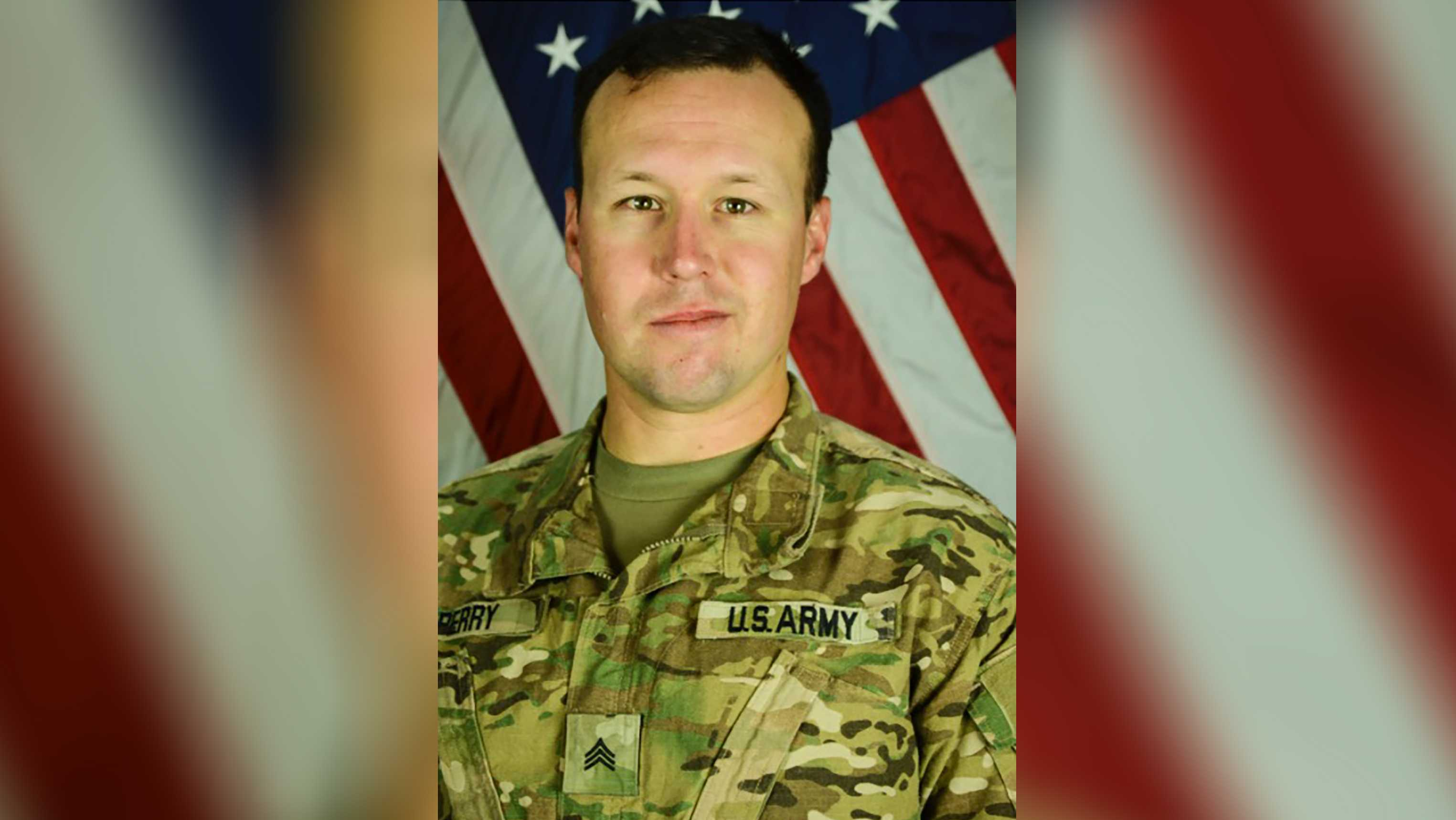 Sgt. John W. Perry, 30, of Stockton