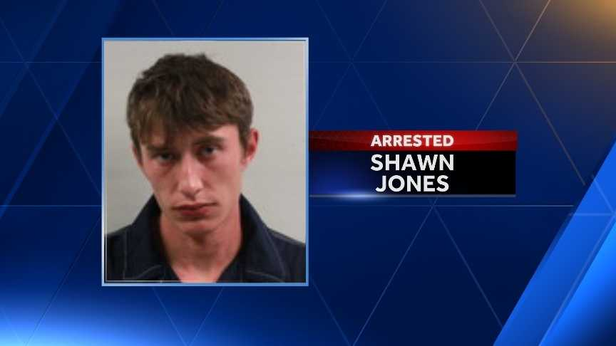 Shawn Jones of Louisiana is charged with fatally shooting puppies with a rifle