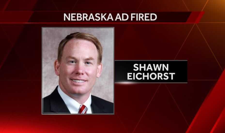 Nebraska fires AD Shawn Eichorst days after rant