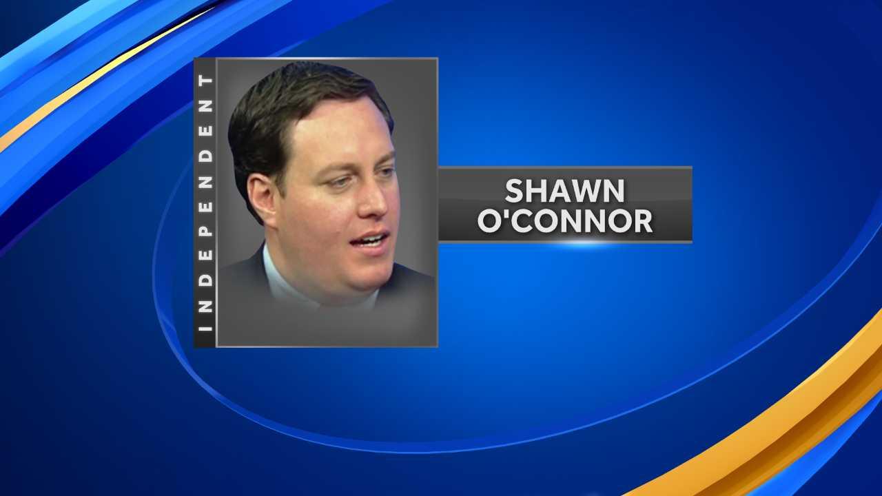 Shawn O'Connor Headshot