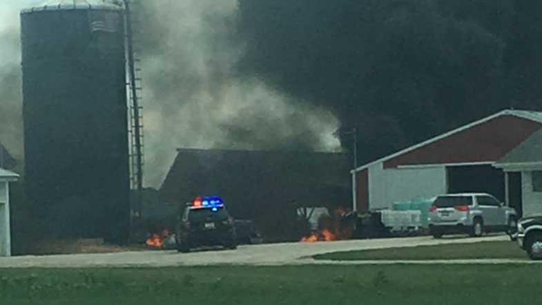Small plane crashes near Sheboygan County Memorial Airport