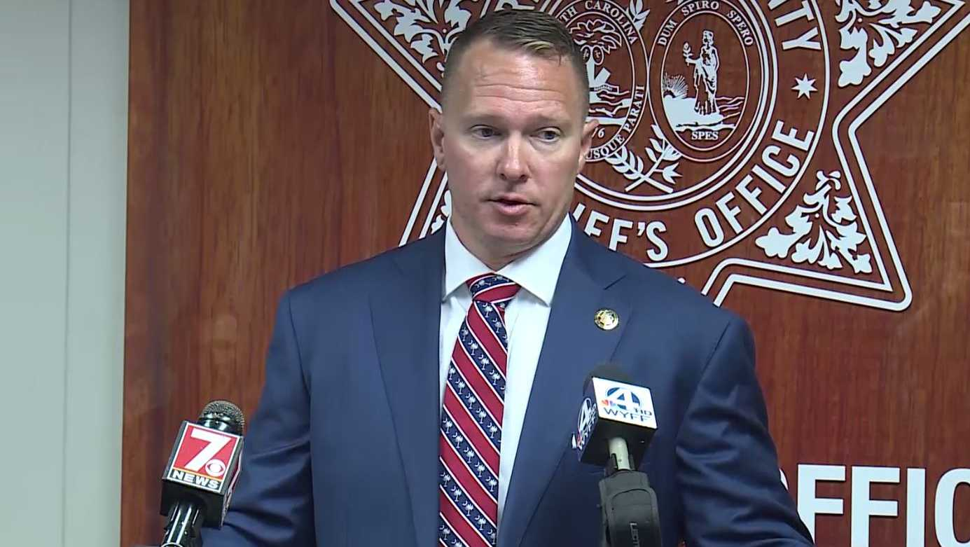 File photo Sheriff Will Lewis
