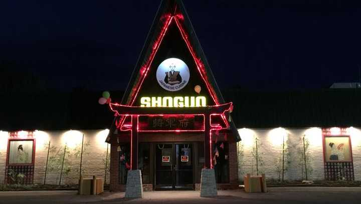 2. Shogun in Newington