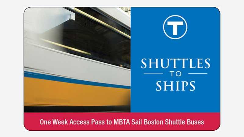 Shuttles to Ships pass
