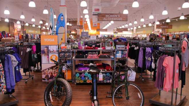 TJ Maxx owner unveils newest store: Homesense