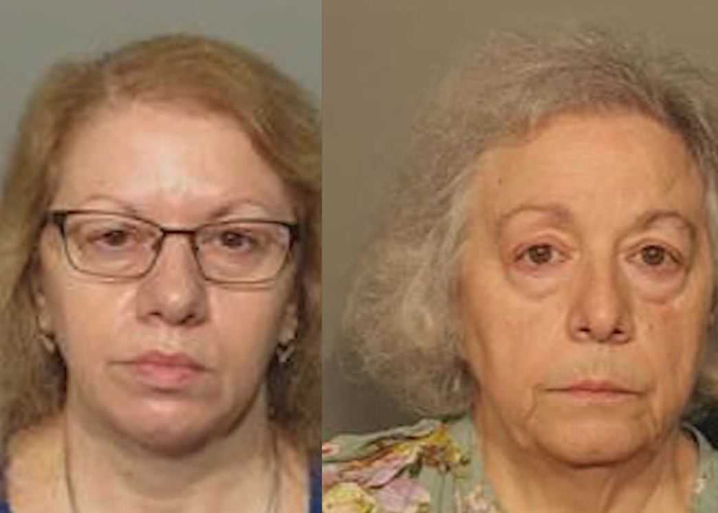 Sister lunch ladies accused of stealing nearly $500K