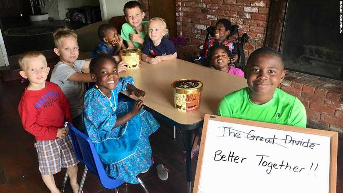 Group of kids wants Blue Bell to change name of 'Great Divide' to make it more inclusive