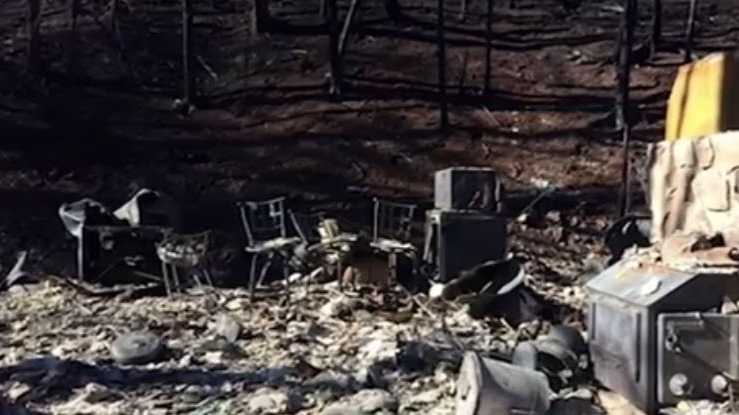 Two juveniles charged with arson in deadly Tennessee fire