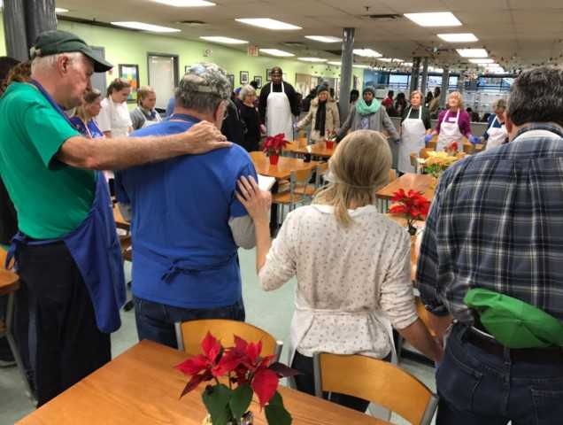 Photos Our Daily Bread Soup Kitchen Reopens After Shooting