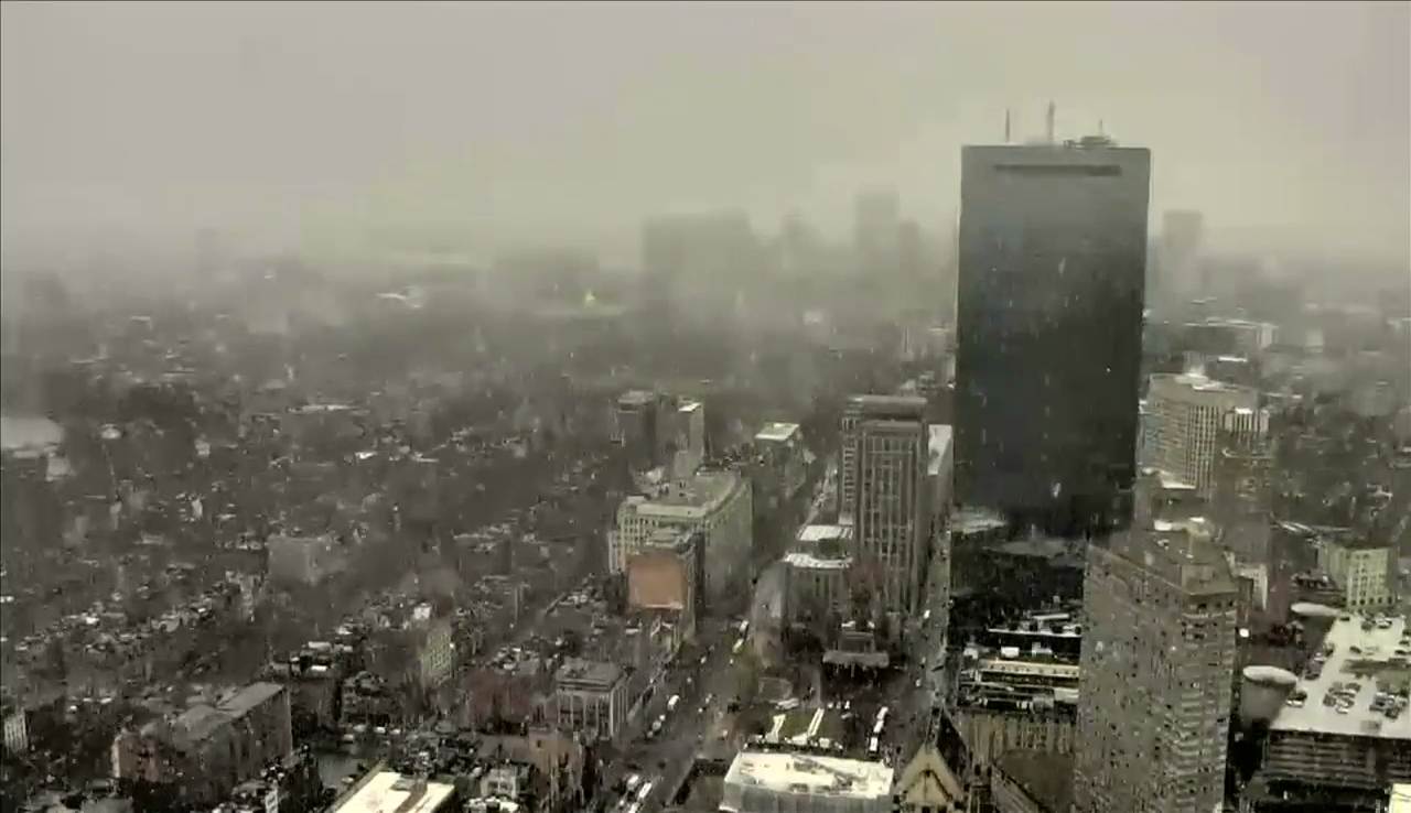 Oh hey, spring... you look a lot like winter | WCVB