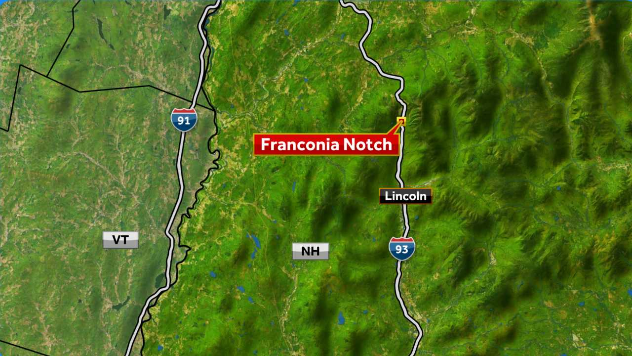 Massachusetts man injured in snowmobile crash