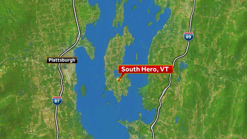 Police: One person dead in South Hero crash