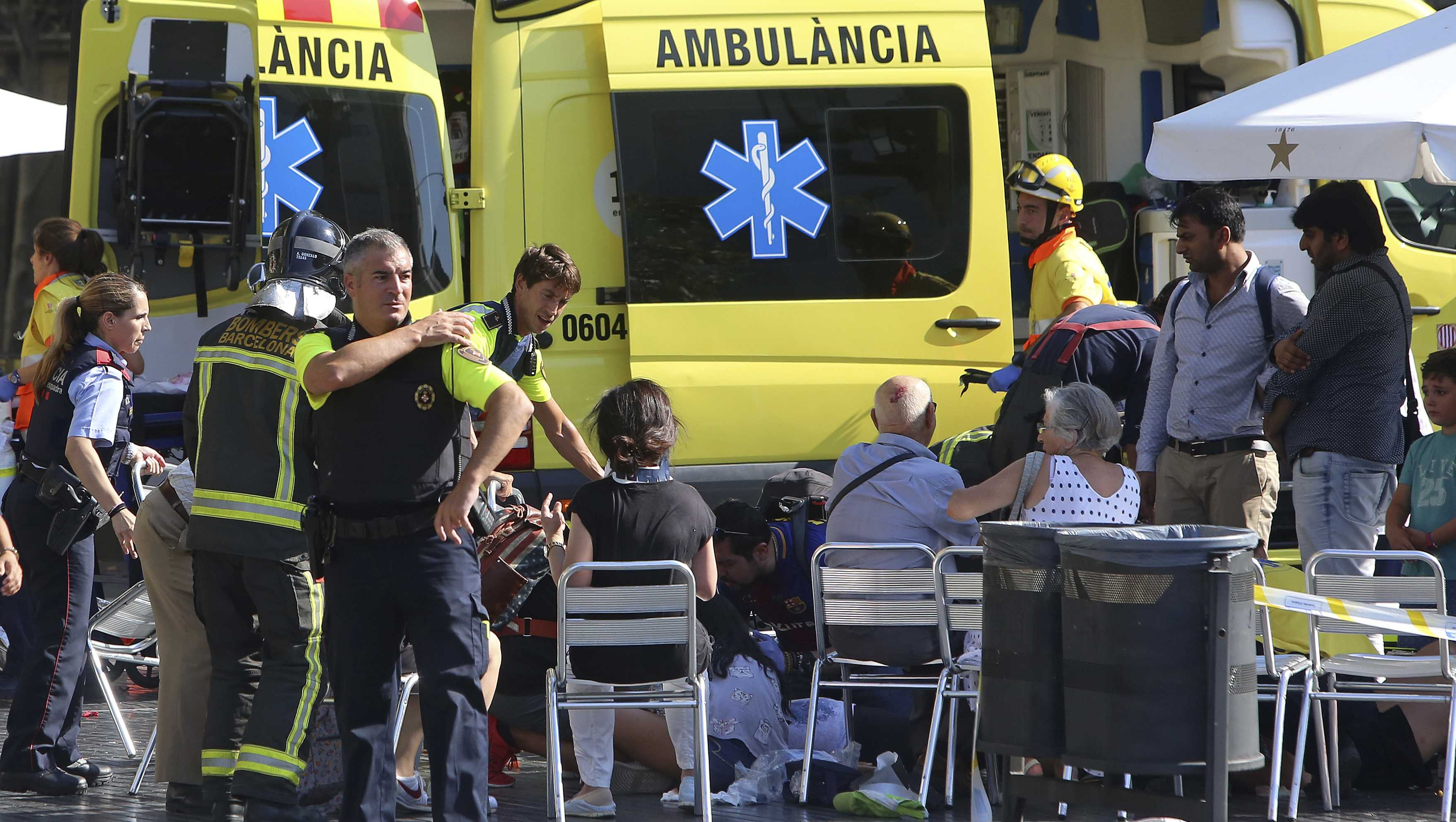 ISIS claims responsibility for Barcelona attack that killed 13, injured at least 100