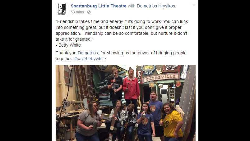 The Spartanburg Little Theatre