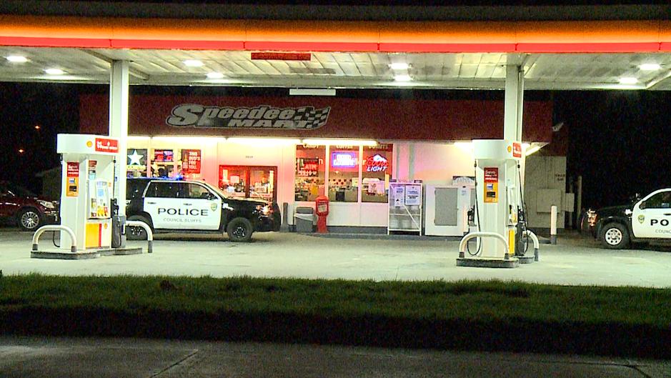Council Bluffs Speedee Mart Robbery