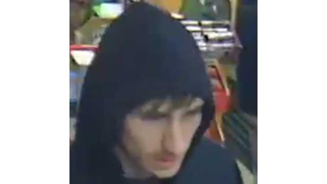 St. Helena Mini Mart, robbery suspect