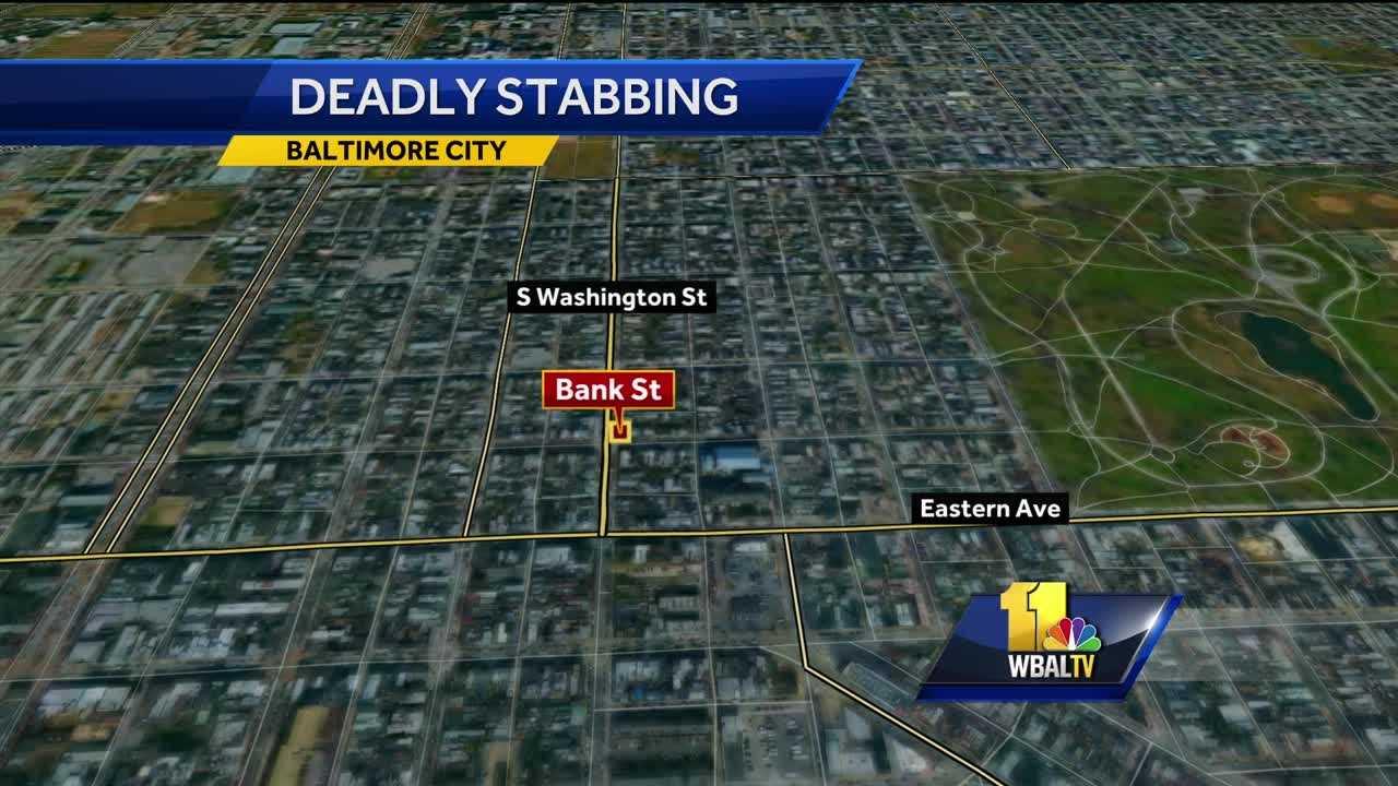 Bank Street stabbing