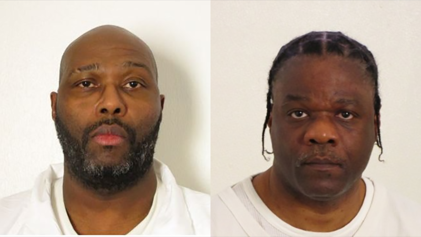 Arkansas Inmates Set to Die Thursday Say They're Innocent