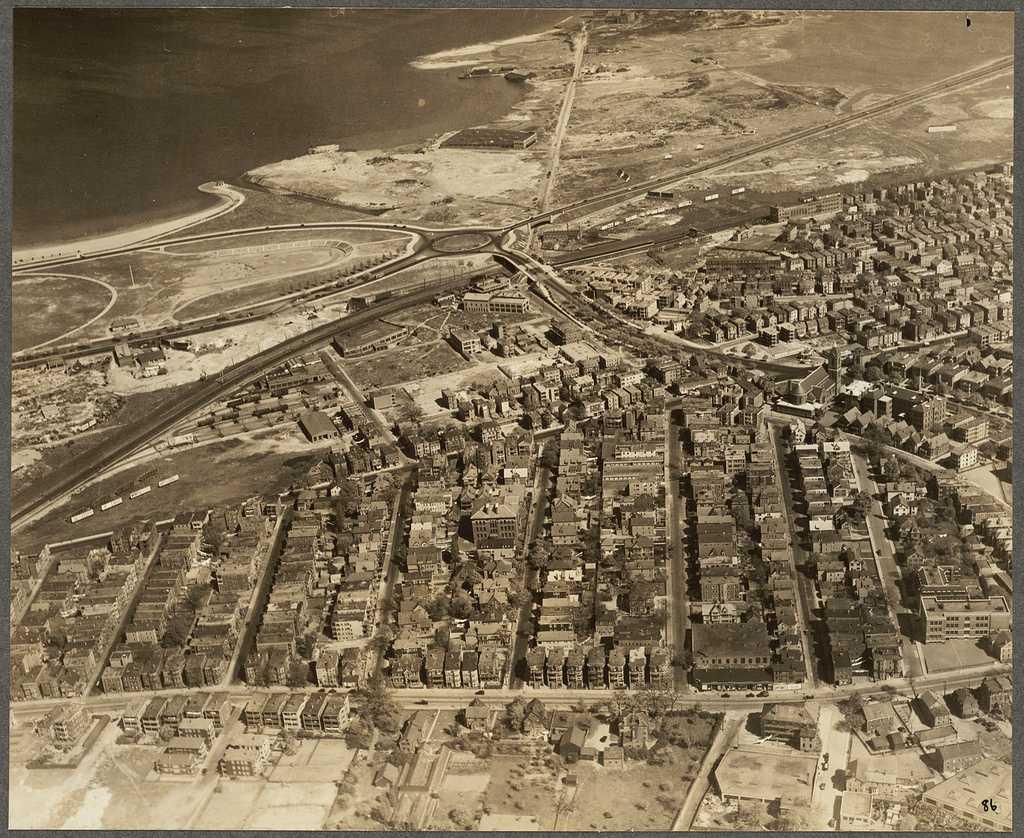South Boston, Stadium Circle 1932
