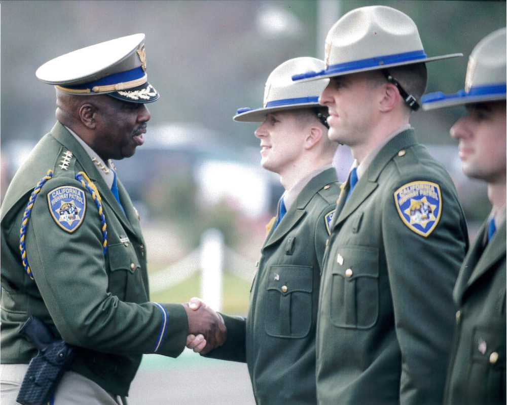 Meet newly appointed CHP Commissioner Warren Stanley - Sacramento